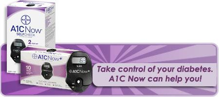 Bayer – A1c Now Selfcheck – Easy, Affordable & Accurate