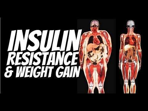 Insulin Resistance Weight Gain