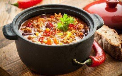 gestational diabetes chili recipe