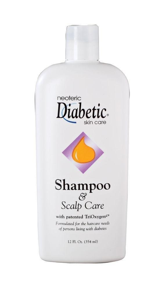 Neoteric Diabetic Skin Care Shampoo And Scalp Care 12 Fl Oz New | Ebay
