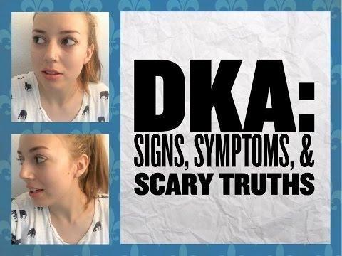 What Is Severe Dka?