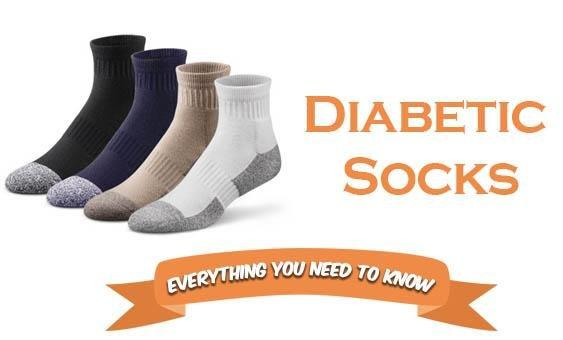 Socks For Diabetics Walmart