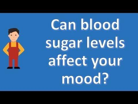 Connection Between Diabetes And Mood Swings