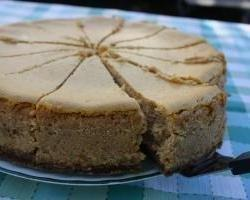 Diabetes-Friendly Pumpkin Cheesecake
