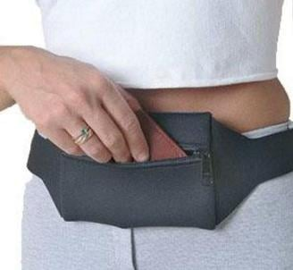 Sport-pak Carrying Case For Onetouch Ping Insulin Pumps 10002500- 1 Ea