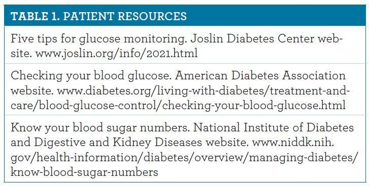 Self-Monitoring of Blood Glucose: An Essential Weapon in Managing Diabetes