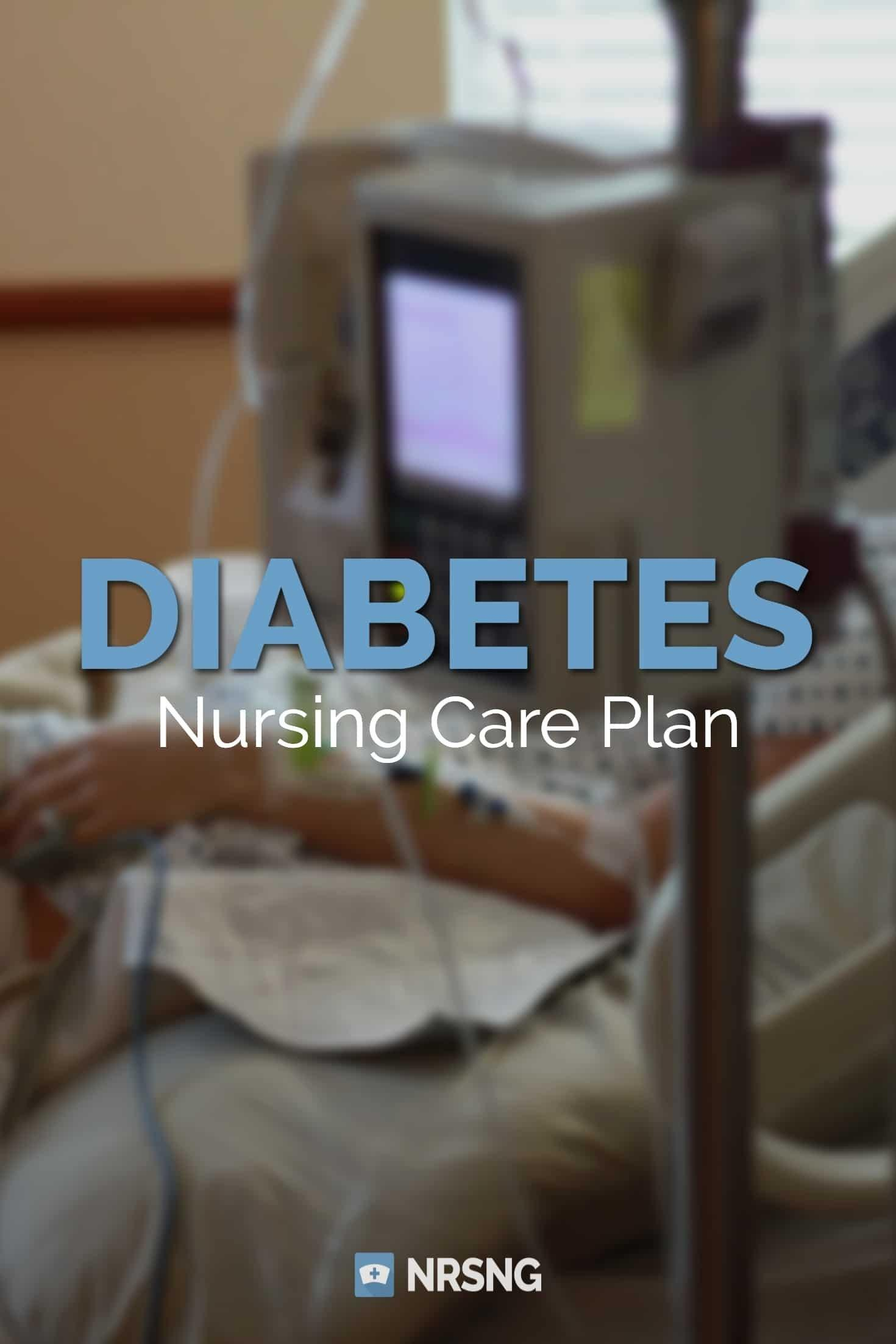 Nursing Care Plan for Diabetes