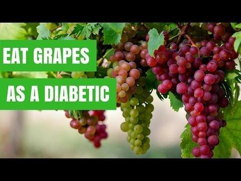 Is Grapes Good For Diabetics?