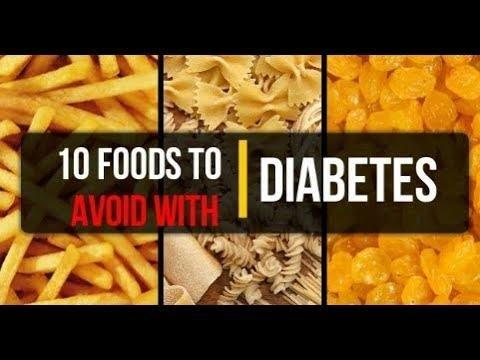 Food To Absolutely Avoid!