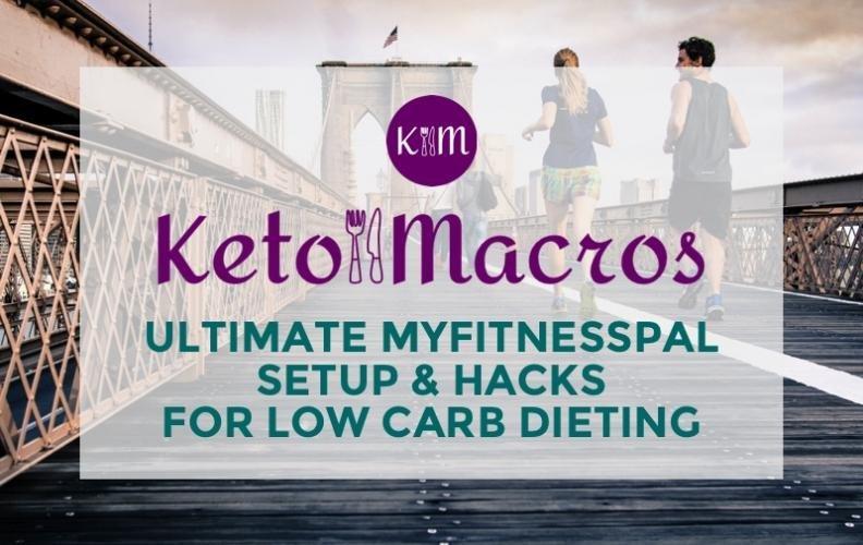 Part 1 | Myfitnesspal Setup For Keto Macros
