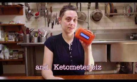 Ketone Meter Breath