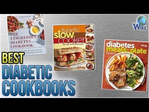 Best Diabetic Cookbooks
