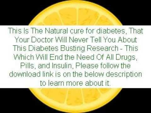 How To Cure Diabetes Insipidus Naturally