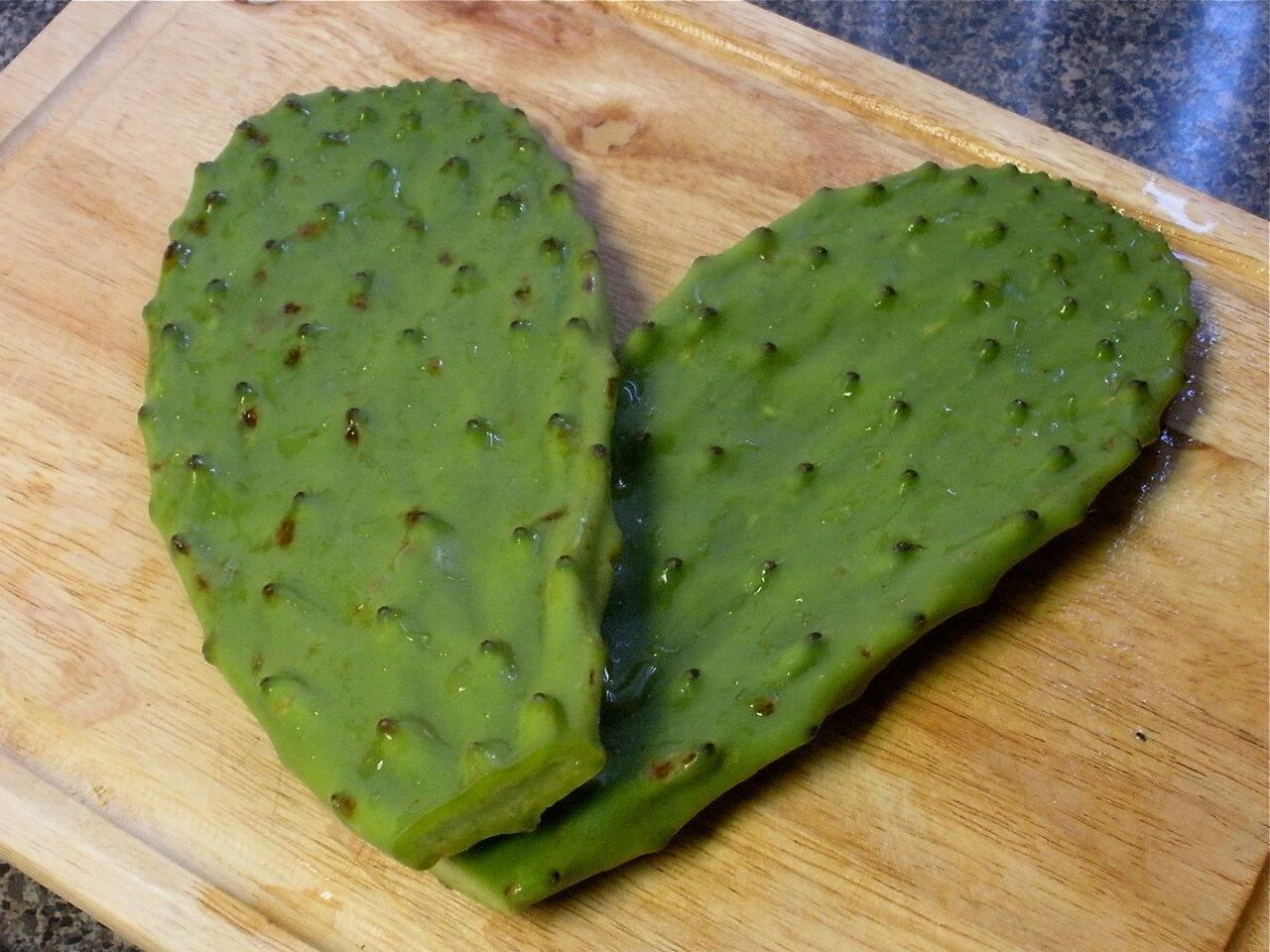 Eating Nopales Is A Near Perfect Way To Lower Blood Sugar
