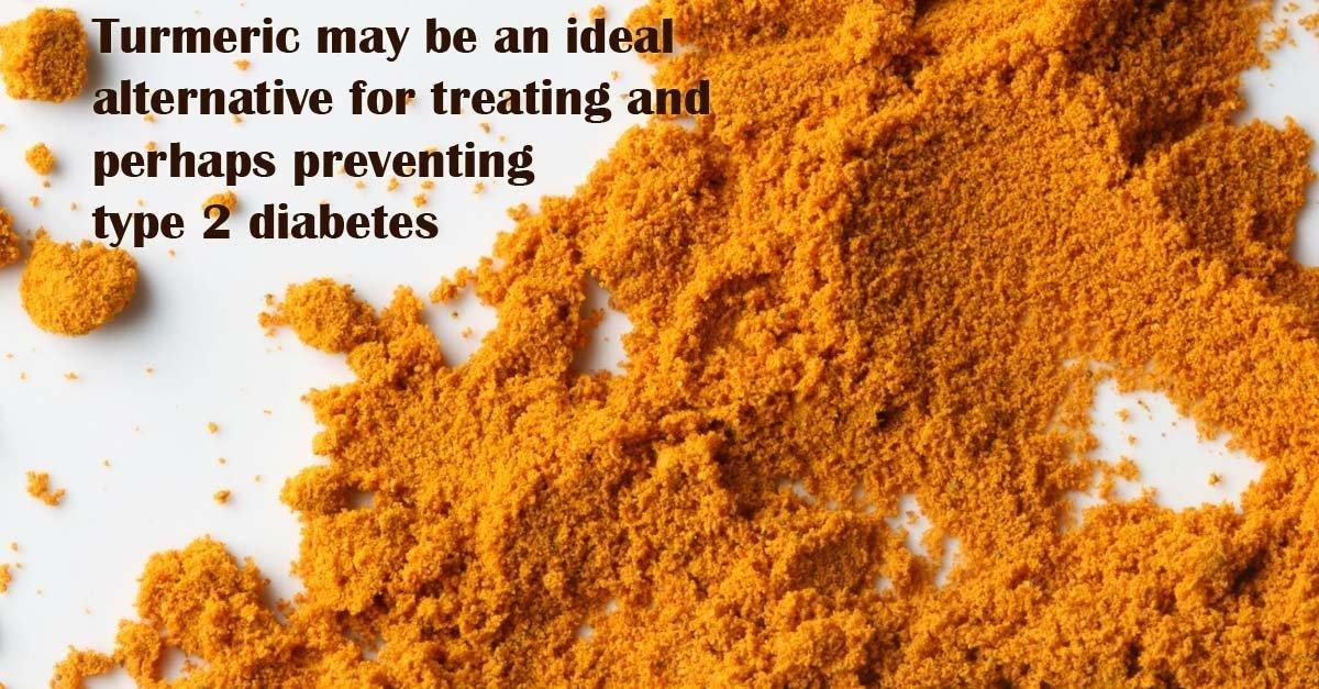 Turmeric And Diabetes Health Benefits