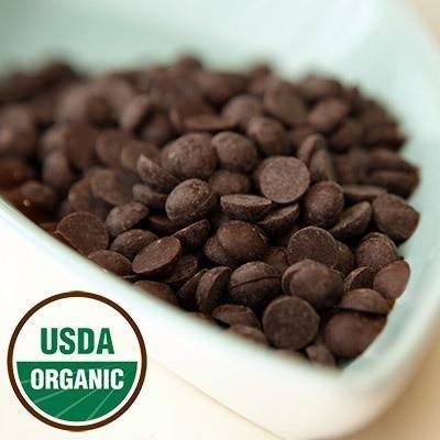 Organic Chocolate Chips | Coconut Palm Sugar Sweetened
