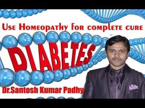 Diabeties Homeopathic Treatment