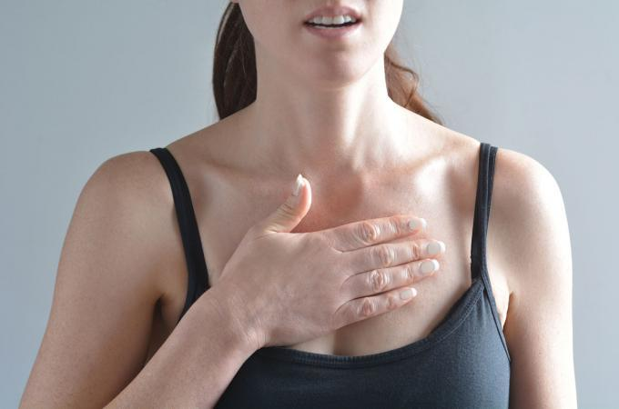 Hypoglycemia Increased Heart Rate