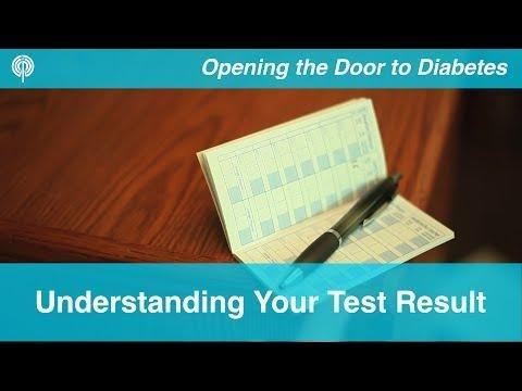 Understanding Your Blood Glucose Results