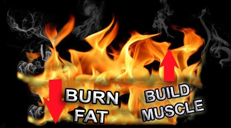 Keto Build Muscle And Burn Fat At The Same Time