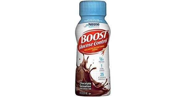 Amazon Cambodia , Shopping On Amazon Ship To Cambodia, Ship Overseas To Cambodia From The Usa- Fado168.comboost Glucose Control Nutritional Drink, Chocolate Sensation, 8 Fl Oz Bottle, 24 Pack | Amazon