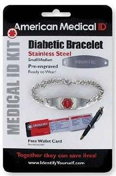 Free Type 2 Diabetes Bracelet