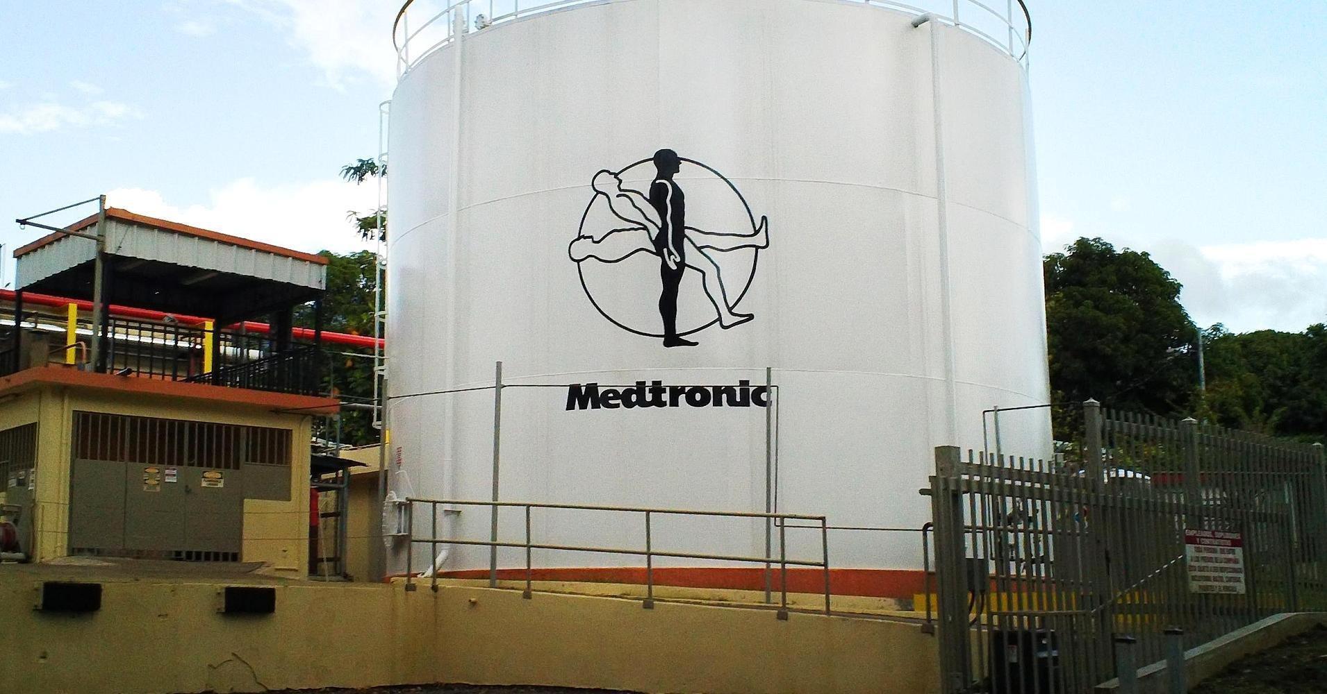 Medtronics $43bn Covidien Deal And Irish Tax Move