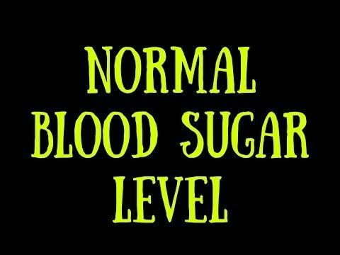 What Is The Average Reading For Blood Sugar?