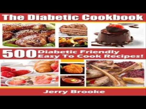 Easy Diabetic Cookbook To Cook Everyday Favorite Recipes