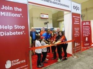 Diabetes-Friendly Fun and Education at the ADA Expo