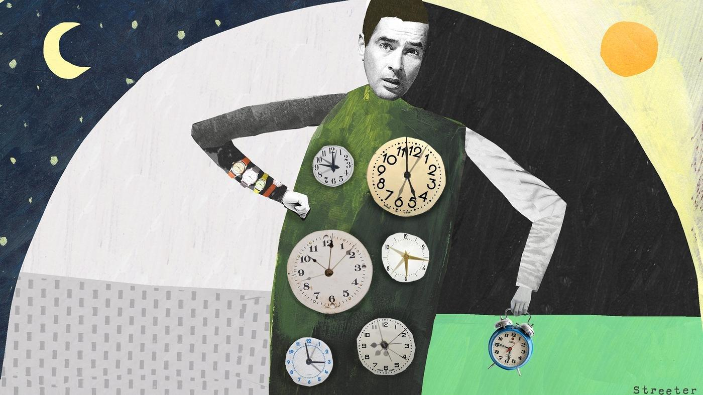 Messing With Our Body Clocks Causes Weight Gain And Diabetes : Shots - Health News : NPR