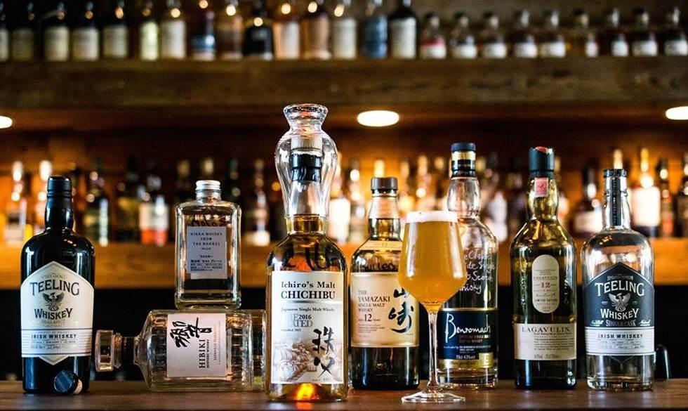 Seris Nrrebro-bar Vil Gre Whisky Til Allemandseje: Det Er Ikke Kun For Eliten