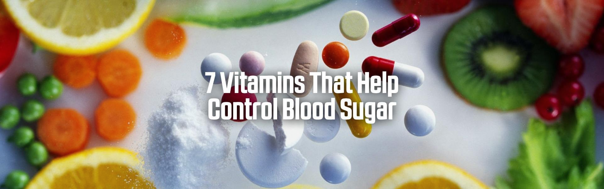 Which Vitamins Raise Blood Sugar