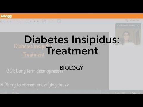 Treatments For Diabetes Insipidus