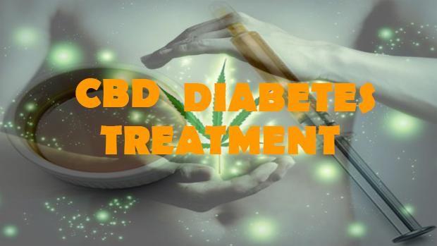 Cannabis Oil For Diabetes