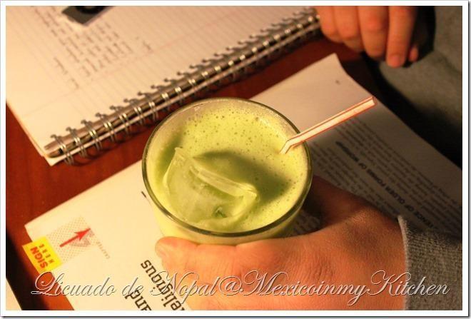 Nopales Juice For Diabetes