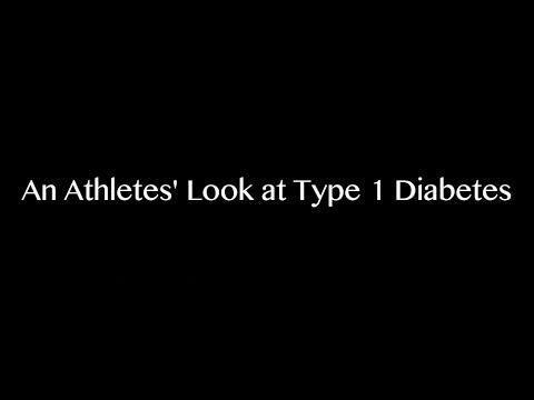 Type 1 Diabetic Athlete Diet