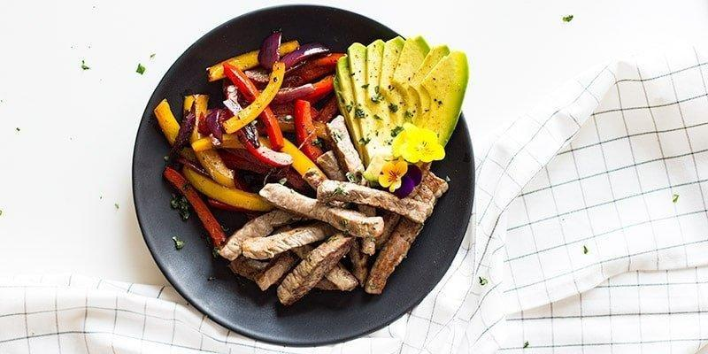Healthy & Easy Beef Fajitas You Can Make In 15 Minutes