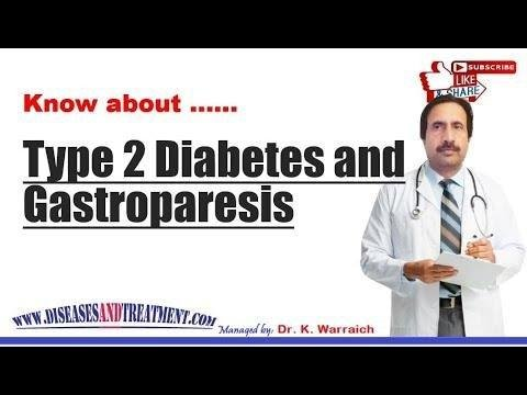 Diabetes And Gastroparesis