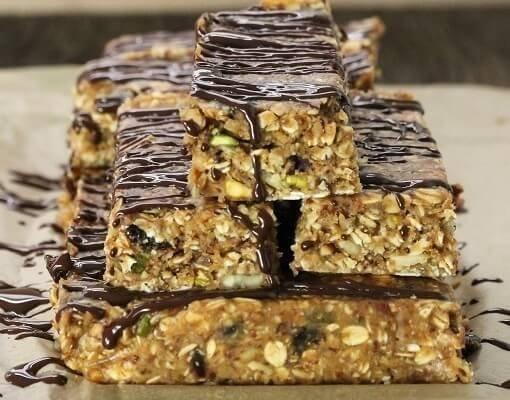 Diabetic Snack Bar Recipes