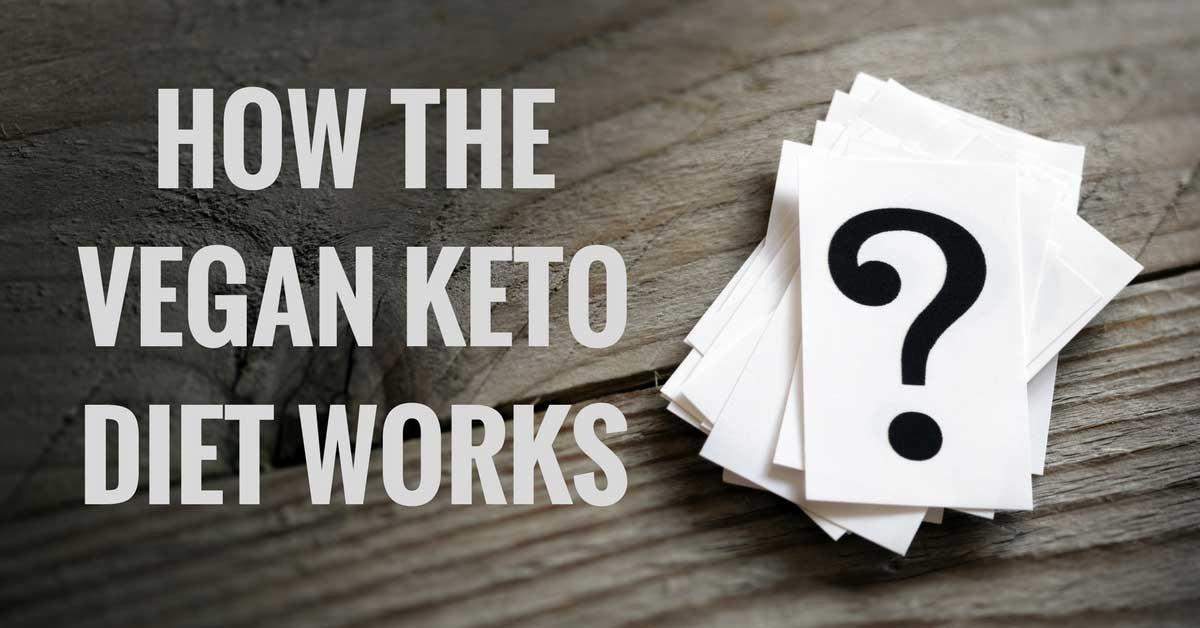 How The Vegan Ketogenic Diet Works