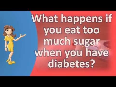 Can You Get Type 1 Diabetes By Eating Too Much Sugar?