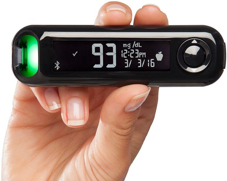 Contour Next One Bluetooth Connected Glucose Meter Cleared By Fda