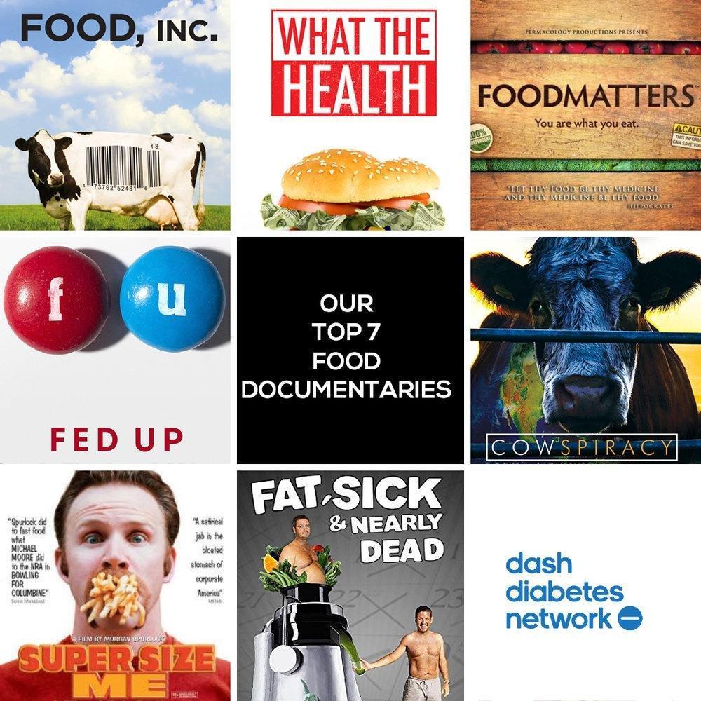 Our Top 7 Food Documentaries