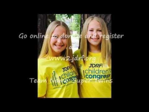 Type 1 Diabetes Monozygotic Twins