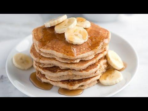Whole Wheat And Nut Pancakes