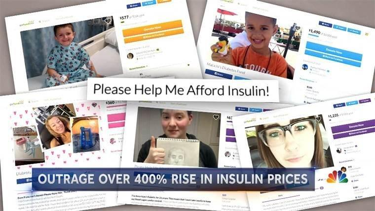 Several Probes Target Insulin Drug Pricing