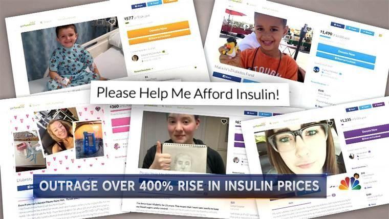 Insulin Price Surge