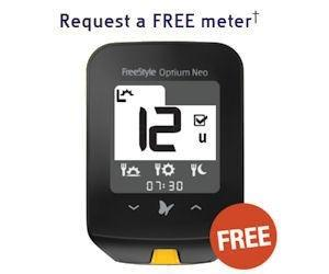 Free Blood Glucose Monitor Coupon