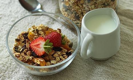 Healthy Swaps: Breakfast